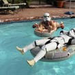 Stormtroopers taking a swim